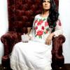 Fashion of Pakistani Women Silk Dresses 2014