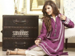 Sana Abbas Girls Fall Dresses 2014