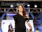Element Jeans in Vibrations Funk Walk Fashion Show