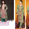 Ajwa Textile Khaddar Dresses 2014 Volume 1 For Women