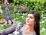 Dawood Textiles Cambric Fall Collection 2014 For Women