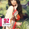 Al-Zohaib Textile Zanisha Embroidered Linen Dresses 2014