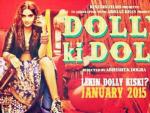 Sonam Kapoor launched Poster of new Movie 'Doli ki Doli'