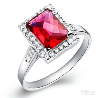 Red Ruby Ring Auctioned for $8.6 Million