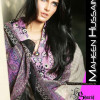 Maheen Hussain Winter Dresses 2014 By Shariq Textiles