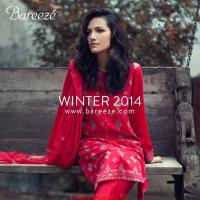 Bareeze Winter Dresses 2015 For Women