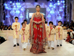 2014 Lahore Bridal Couture Week 2014 Day 2 Pictures