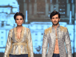 The Cruise Collection by Faraz Manan at FPW 2014