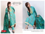 Ghani Textile Women Winter Dresses 2014