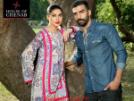 House of Chenab Winter Dresses 2015-15 For Boys and Girls