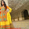 Salam Textile Wijdaan Winter Dresses 2015 For Women