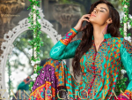 Shariq Textiles Zainab Chottani Winter Dresses 2014