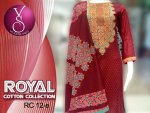 VS Textile Mills Cotton Collection 2015 For Women
