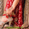 Bridal High Heel Shoes 2015 in Pakistan