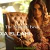 Nadia Ellahi Bridal Wear Dresses 2015 For Girls