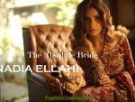 Nadia Ellahi Bridal Wear Dresses 2015 For Girls