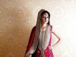 Pakistani Baraat Dresses 2015 For Girls