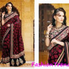 Trends of Indian Sarees 2015 in Pakistan
