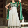 Trends Of Anarkali Frocks 2015 For Women