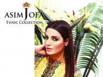 Asim Jofa Tunic Collection 2015 For Girls