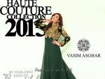 Vasim Asghar Formal Wear Women Dresses 2015