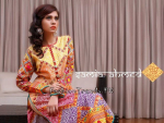 Samia Ahmed Spring Summer Dresses 2015 For Girls