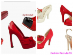 Valentines Day Shoes Ideas 2015 For Women