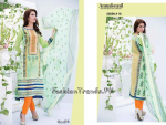 Amna Ismail Lawn Collection 2015 For Women