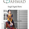 Bashir Ahmad Textiles Single Shirts Collection 2015 For Women