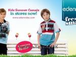 Eden Robe Kids Summer Casual Collection 2015 For Boys