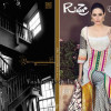 Shariq Textiles Exhibit Riwaj Lawn Dresses 2015