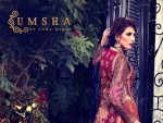 Umsha By Uzma Babar Bridal Dresses 2015 For Women