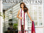 Zainab Chottani Summer Collection 2015 For Women