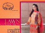 Saadia Asad Summer Dresses 2015 For Girls