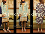 Yusra Masood Summer Collection 2015 For Women
