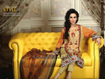 Ayesha Chottani Eid Collection 2015 By Shariq Textiles