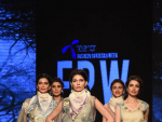 Sanam Chaudhri's Zingara Collection at TFPW 2015
