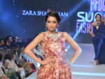 "Zara Shahjahan ""New Vintage"" at PFDC Sunsilk Fashion Week 2015"