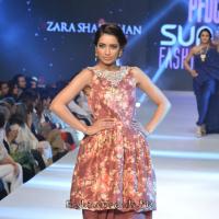 "Zara Shahjahan ""New Vintage"" at PFDC Sunsilk Fashion Week 2015"