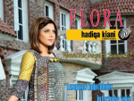 Hadiqa Kiani Fabric World Flora Summer Collection 2015 For Women