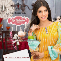 Ittehad Textiles Eid Collection 2015 For Women