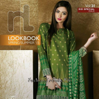 Nishat Linen Eid Collection 2015 For Women