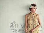Umsha By Uzma Babar Eid Collection 2015 For Women