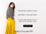 LSM Fabrics Eid Collection 2015 By Zainab Chottani