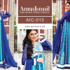 Ayeza Khan Presenting Amna Ismail's Chiffon Collection of 2015
