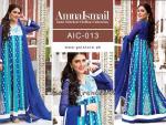 Ayeza Khan Presenting Amna Ismail's Chiffon Collection of 2015