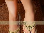Farah & Fatima Eid Footwear Collection 2015 For Women
