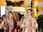 The Launch of Nazo Couture in Karachi