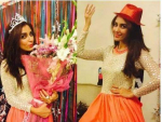 Birthday Celebration Pictures of Maya Ali