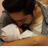 Picture of Ayeza and Danish's baby